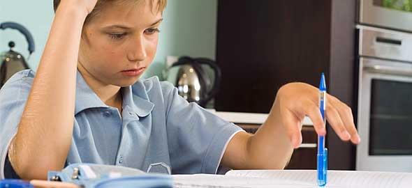 Πώς θα οργανώσετε το διάβασμα του παιδιού