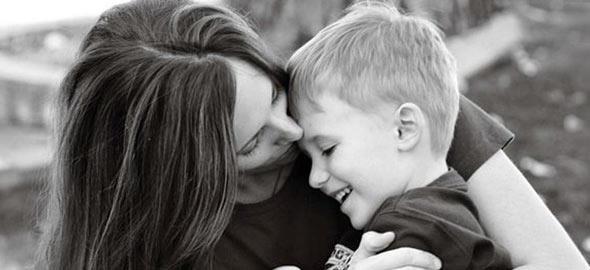 «Γράμμα στο πρώτο μου παιδί: Μου έλειψες»