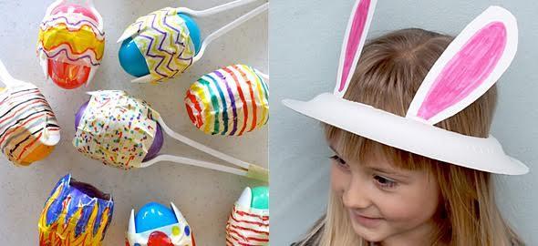 Πώς να απασχολήσετε δημιουργικά το παιδί το Πάσχα