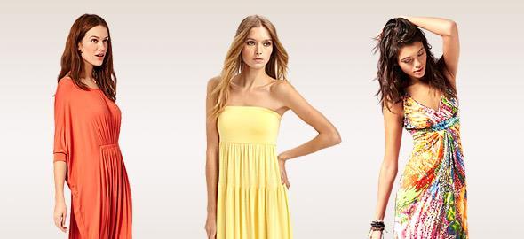 Μακρύ φόρεμα  Maxi-mum θηλυκότητα 607c5baaf52