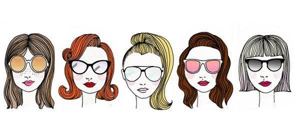 Ποια γυαλιά ταιριάζουν σε κάθε πρόσωπο