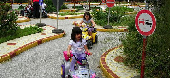 5 πάρκα κυκλοφοριακής αγωγής για παιδιά