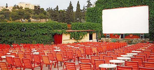 Τα ωραιότερα θερινά σινεμά στην Αθήνα