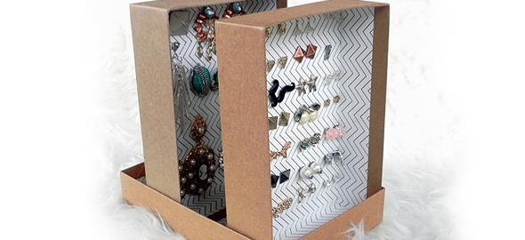 14 απίστευτες κατασκευές για το σπίτι από... χάρτινα κουτιά!
