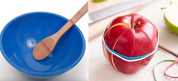 14 έξυπνοι τρόποι να χρησιμοποιήσετε ένα λαστιχάκι!