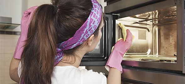 Πώς να καθαρίσετε σωστά τις μικροσυσκευές της κουζίνας