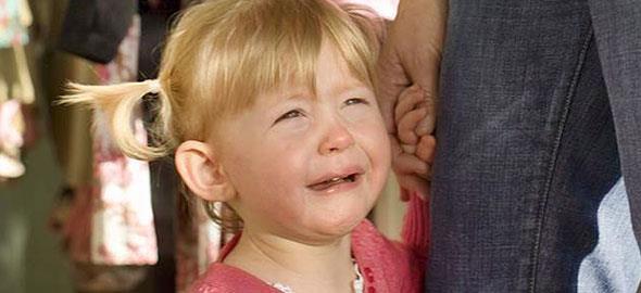 Πώς να μην κλαίει το παιδί στον παιδικό σταθμό