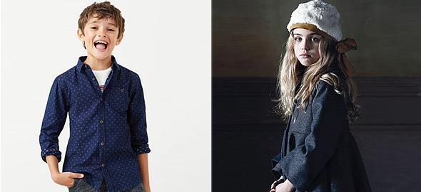 Παιδικά ρούχα που ξεχωρίζουν για το φθινόπωρο 2016!
