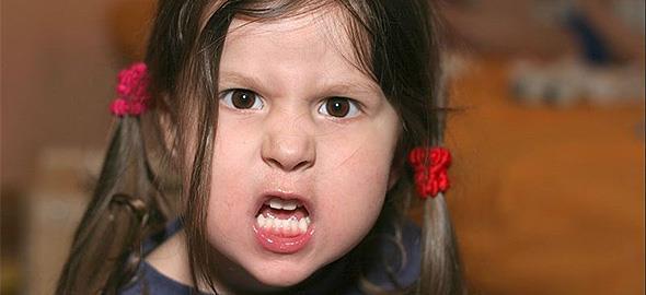 Όταν το παιδί θυμώνει…