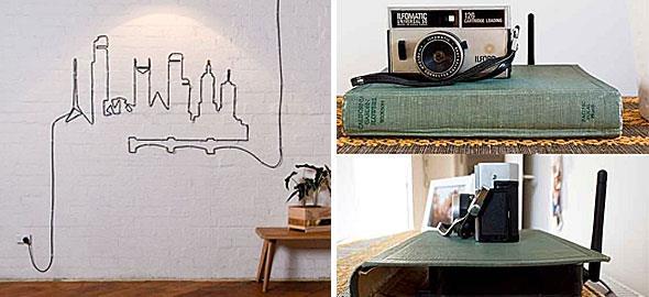 Πώς να κρύψετε έξυπνα όσα δεν θέλετε να φαίνονται στο σπίτι