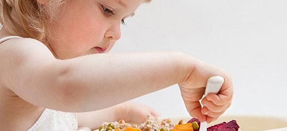 Τι πρέπει να τρώει ένα παιδί ενός έτους;