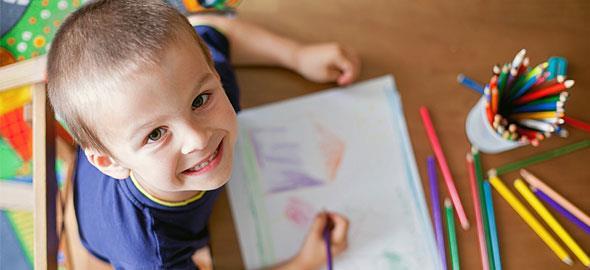 Αποτέλεσμα εικόνας για τι δειχνει η ζωγραφικη του παιδιου