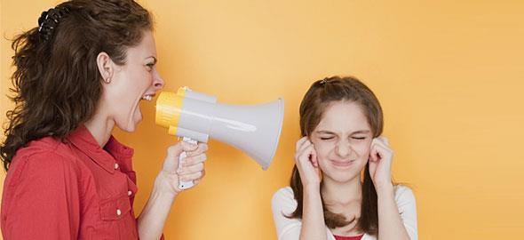 «Η φράση που με έκανε να σταματήσω να φωνάζω στο παιδί μου»