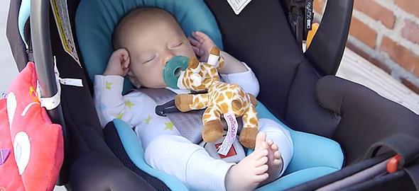 6 κόλπα για το καρότσι του μωρού που θα αλλάξουν τη ζωή των μαμάδων!
