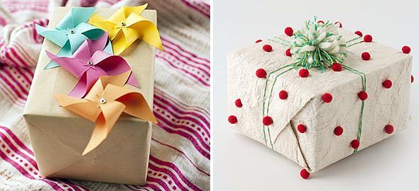 16 πρωτότυπες ιδέες περιτυλίγματος για τα χριστουγεννιάτικα δώρα