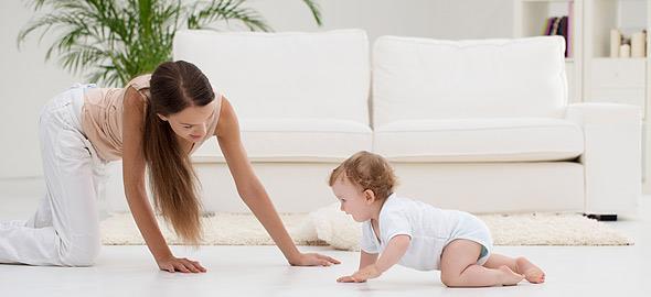 5 παιχνίδια με το μωρό για να κάψετε θερμίδες e3b25b0b5ee