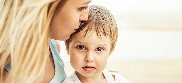 Μεγαλώστε το παιδί που έχετε, όχι το παιδί που θα θέλατε να έχετε