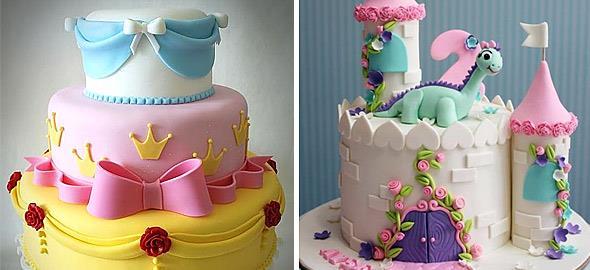Οι πιο πρωτότυπες τούρτες γενεθλίων για κορίτσια