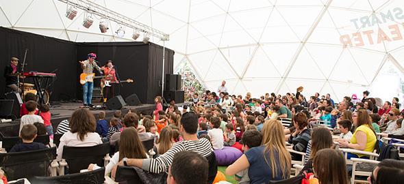Άνοιξη και παιδικό θέατρο φτάνουν στο Smart Park!