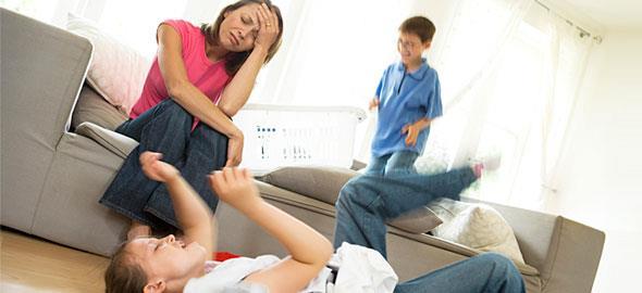 10 ερωτήσεις που θα σου πουν αν είσαι μία εξαντλημένη μαμά