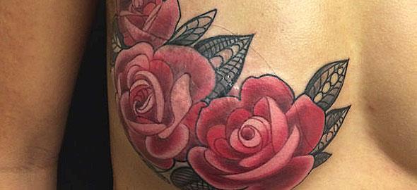 10 υπέροχα τατουάζ που μεταμορφώνουν ουλές σε έργα τέχνης