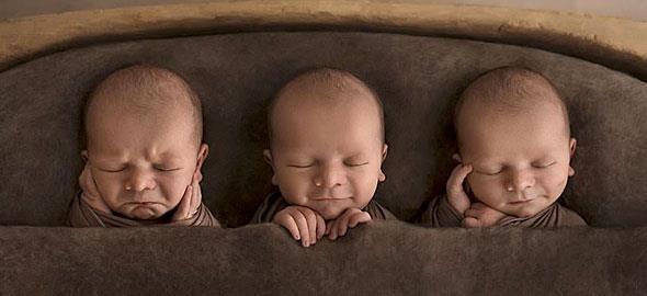 10 συγκλονιστικές φωτογραφίες νεογέννητων