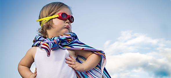 «Μπορείς να γίνεις ό,τι θελήσεις»: Πώς να μεγαλώσετε ένα παιδί με όνειρα και στόχους