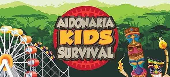 Κερδίστε 5 διπλά βραχιολάκια για τα Αηδονάκια Kids Survival από την 22/7 έως τις 28/7