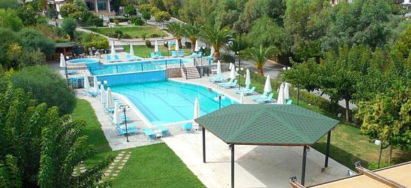 4 ξενοδοχεία για οικογένειες κοντά στην Αθήνα