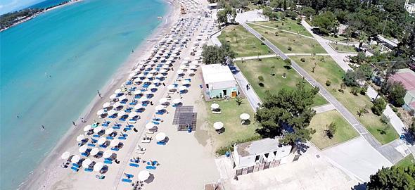 Οι καλύτερες οργανωμένες παραλίες της Αττικής για οικογένειες