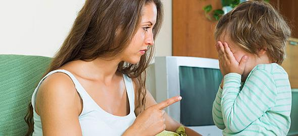 3 φράσεις που δεν πρέπει να λέτε ποτέ στο παιδί!