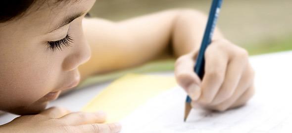 Πώς να μάθει το παιδί να γράφει σωστά