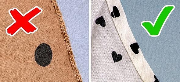 Πώς θα ξεχωρίσετε τα ρούχα καλής ποιότητας