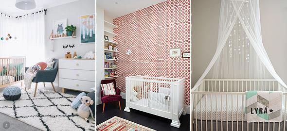 f423207f856 Βρεφικό δωμάτιο: 10 πρωτότυπες ιδέες διακόσμησης για αγόρια και κορίτσια
