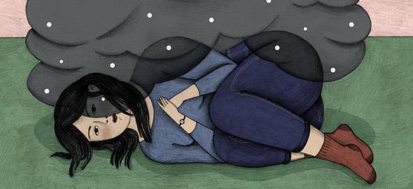 10 ύπουλα σημάδια κατάθλιψης