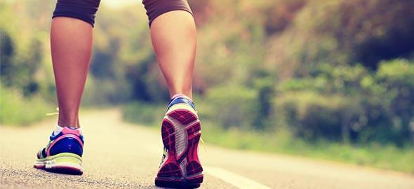 «Έβαλα το περπάτημα στην καθημερινότητά μου κι αυτά είναι τ' αποτελέσματα!»