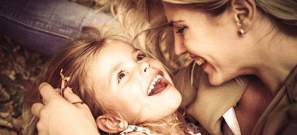 Η σχέση μητέρας-κόρης είναι η πιο δυνατή στην οικογένεια!