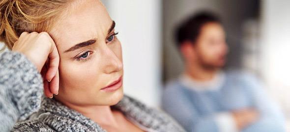 Πώς να μην κάνετε τον ίδιο καβγά με τον σύντροφό σας ξανά και ξανά