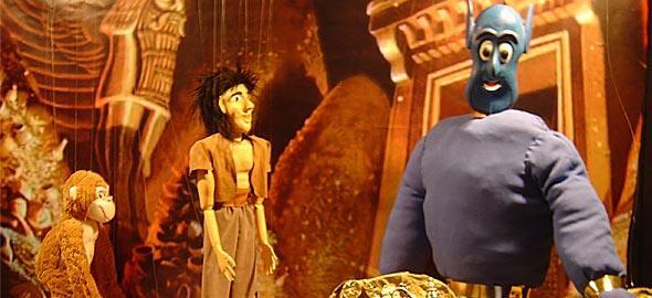 Κερδίστε 5 διπλές προσκλήσεις για την παράσταση «Ο Αλαντίν και το μαγικό λυχνάρι»