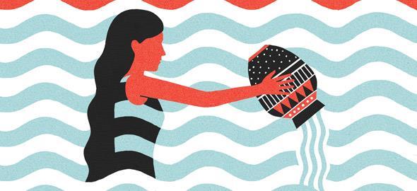6 λόγοι να λατρέψεις έναν Υδροχόο