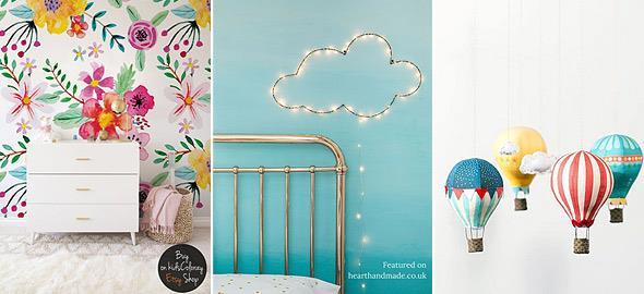 12 αντικείμενα που θα μεταμορφώσουν το παιδικό δωμάτιο