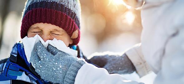 4 τρόποι να προστατεύσετε τα παιδιά την περίοδο των ιώσεων