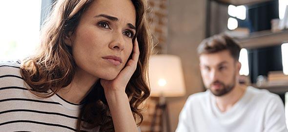 Η γυναίκα μου μου ζήτησε χρόνο για να σκεφτεί. Τι να κάνω για να μην τη χάσω;