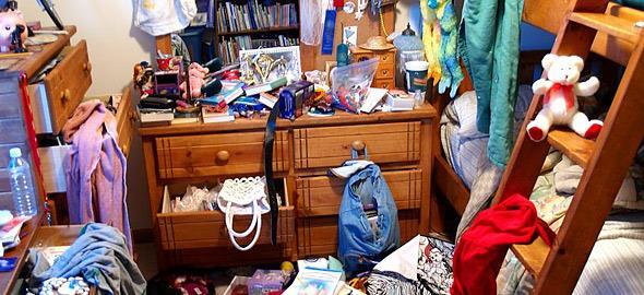 Το μεγάλο ξεκαθάρισμα: Όσα πρέπει να πετάξετε ΤΩΡΑ απ' το δωμάτιο του παιδιού