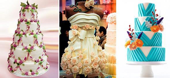 23 τούρτες γάμων… πραγματικά έργα τέχνης!
