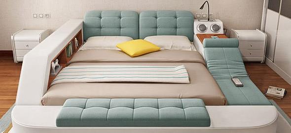 Το κρεβάτι των ονείρων μας έγινε πραγματικότητα!