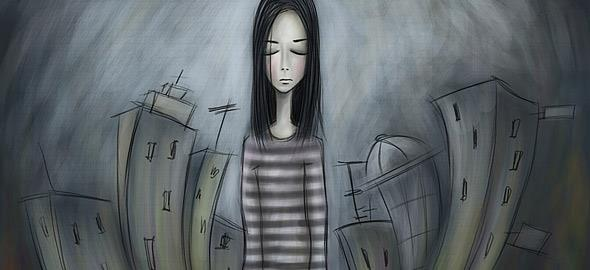 Image result for Εφηβική κατάθλιψη