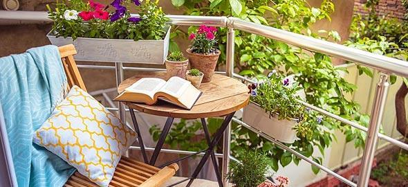 Πώς να μεταμορφώσετε το μπαλκόνι σας: 10+1 πρωτότυποι τρόποι