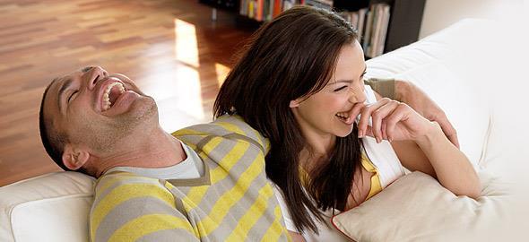 20 λόγοι που είναι ωραίο να 'σαι παντρεμένος!