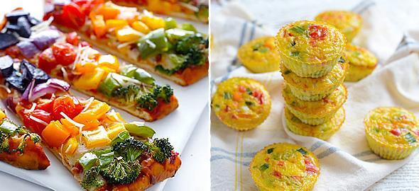 4 συνταγές που θα πείσουν το παιδί να φάει επιτέλους λαχανικά